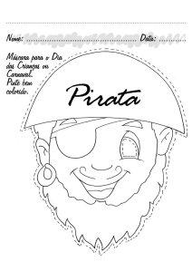 pirata barba